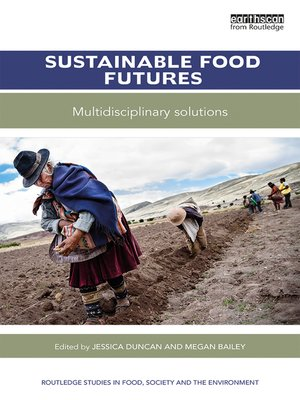 cover image of Sustainable Food Futures