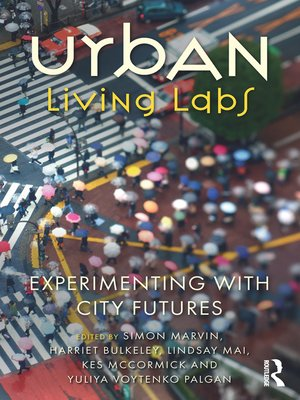 cover image of Urban Living Labs