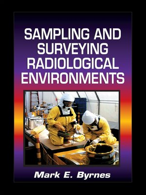 cover image of Sampling and Surveying Radiological Environments