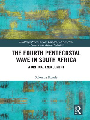 cover image of The Fourth Pentecostal Wave in South Africa