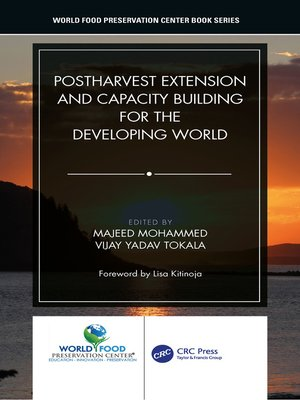cover image of Postharvest Extension and Capacity Building for the Developing World