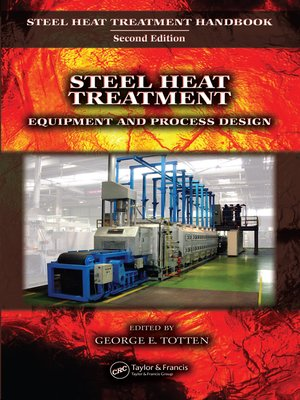cover image of Steel Heat Treatment
