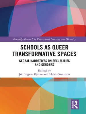 cover image of Schools as Queer Transformative Spaces