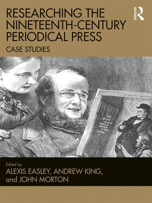 cover image of Researching the Nineteenth-Century Periodical Press