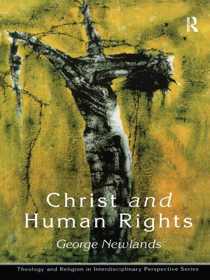 cover image of Christ and Human Rights