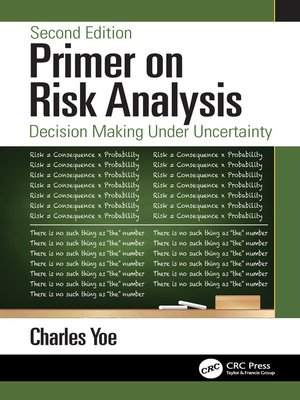 cover image of Primer on Risk Analysis