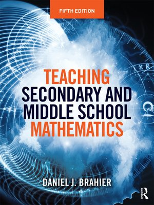 cover image of Teaching Secondary and Middle School Mathematics
