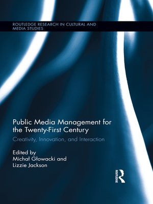 cover image of Public Media Management for the Twenty-First Century