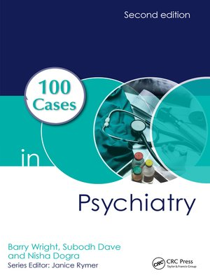 cover image of 100 Cases in Psychiatry