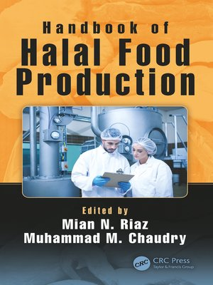 cover image of Handbook of Halal Food Production