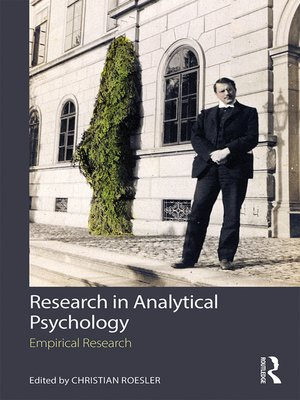cover image of Research in Analytical Psychology