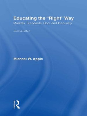 cover image of Educating the Right Way