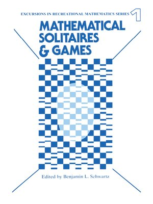 cover image of Mathematical Solitaires and Games