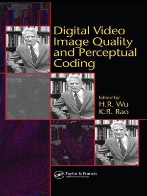 cover image of Digital Video Image Quality and Perceptual Coding