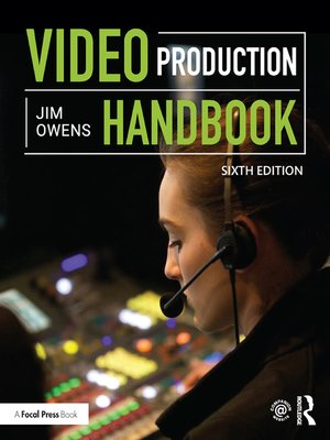 cover image of Video Production Handbook