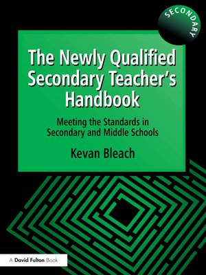 cover image of The Newly Qualified Secondary Teacher's Handbook