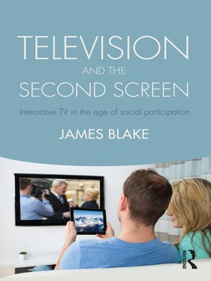 cover image of Television and the Second Screen