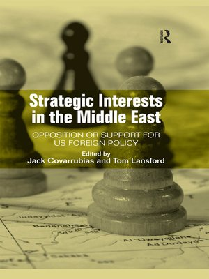 cover image of Strategic Interests in the Middle East
