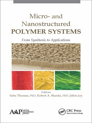 cover image of Micro- and Nanostructured Polymer Systems
