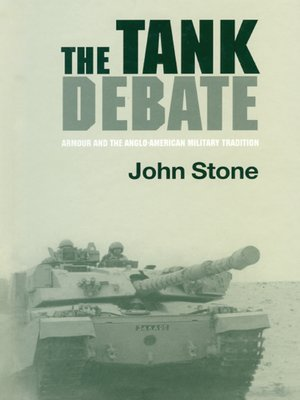 cover image of The Tank Debate