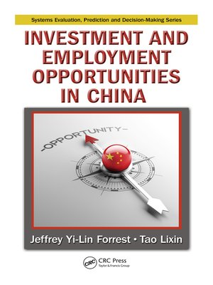 cover image of Investment and Employment Opportunities in China