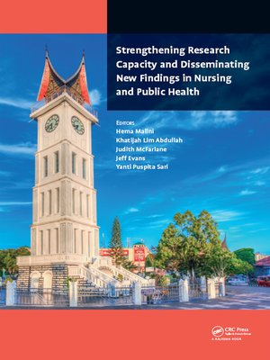 cover image of Strengthening Research Capacity and Disseminating New Findings in Nursing and Public Health