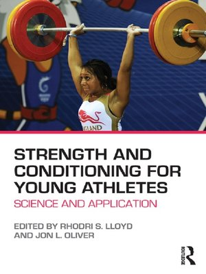 cover image of Strength and Conditioning for Young Athletes