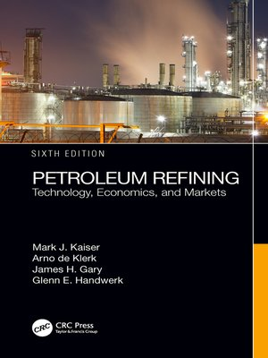 cover image of Petroleum Refining