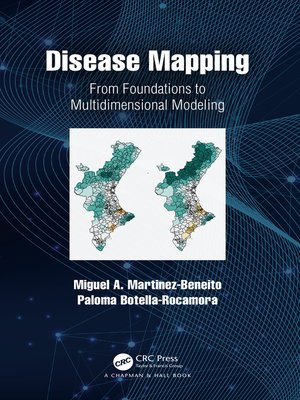 cover image of Disease Mapping