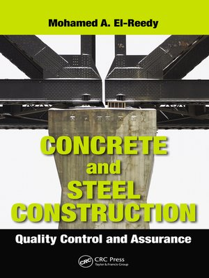 cover image of Concrete and Steel Construction