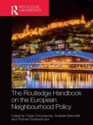 cover image of The Routledge Handbook on the European Neighbourhood Policy