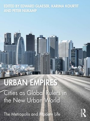 cover image of Urban Empires