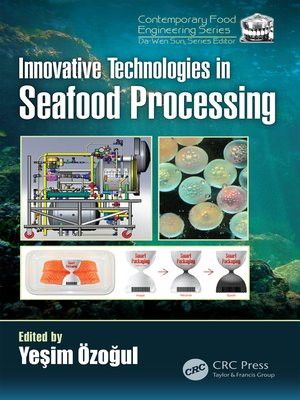 cover image of Innovative Technologies in Seafood Processing