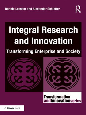 cover image of Integral Research and Innovation