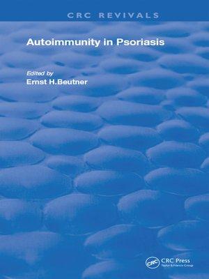 cover image of Autoimmunity In Psoriasis