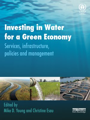 cover image of Investing in Water for a Green Economy
