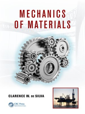 cover image of Mechanics of Materials
