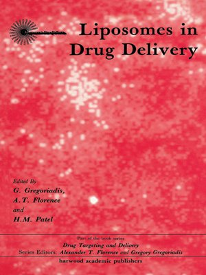 cover image of Liposomes in Drug Delivery