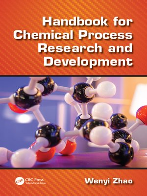 cover image of Handbook for Chemical Process Research and Development