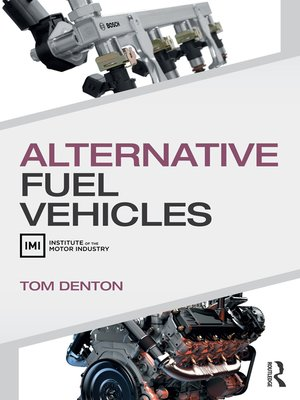 cover image of Alternative Fuel Vehicles