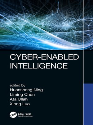cover image of Cyber-Enabled Intelligence