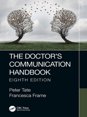 cover image of The Doctor's Communication Handbook