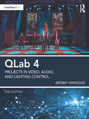 cover image of QLab 4