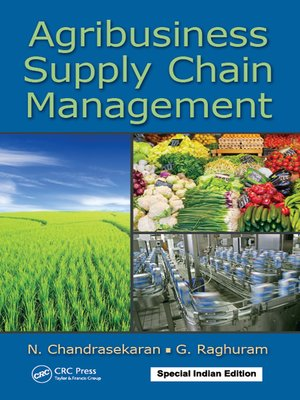cover image of Agribusiness Supply Chain Management