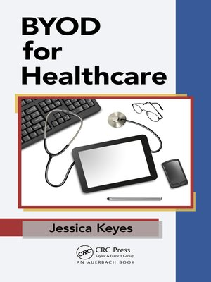 cover image of BYOD for Healthcare