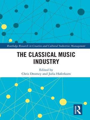 cover image of The Classical Music Industry