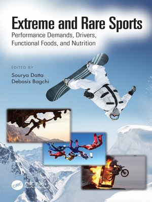 cover image of Extreme and Rare Sports