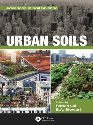 cover image of Urban Soils