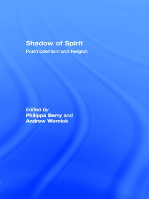cover image of Shadow of Spirit