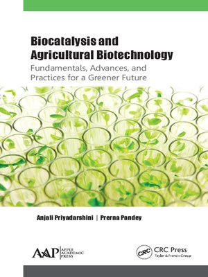 cover image of Biocatalysis and Agricultural Biotechnology
